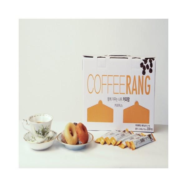 커피랑 커피믹스 200개