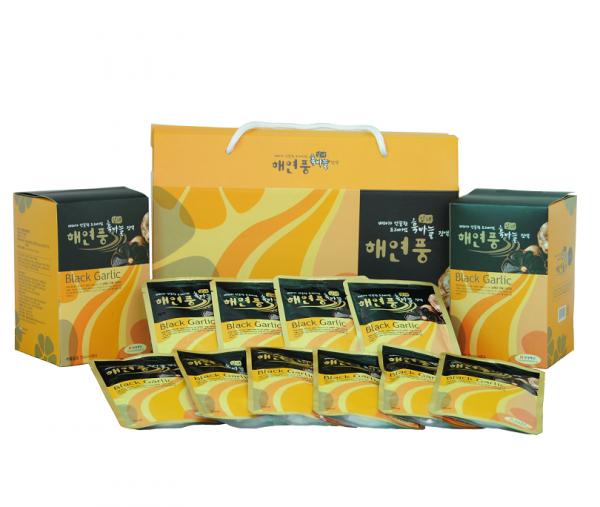 남해 흑마늘(선물세트)
