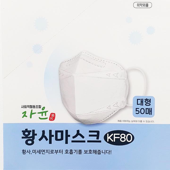 KF-80 마스크 [자윤]