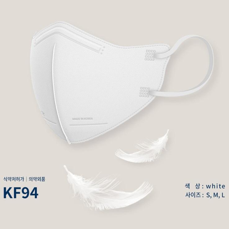 KF-94/80 새부리형 마스크, 기념품